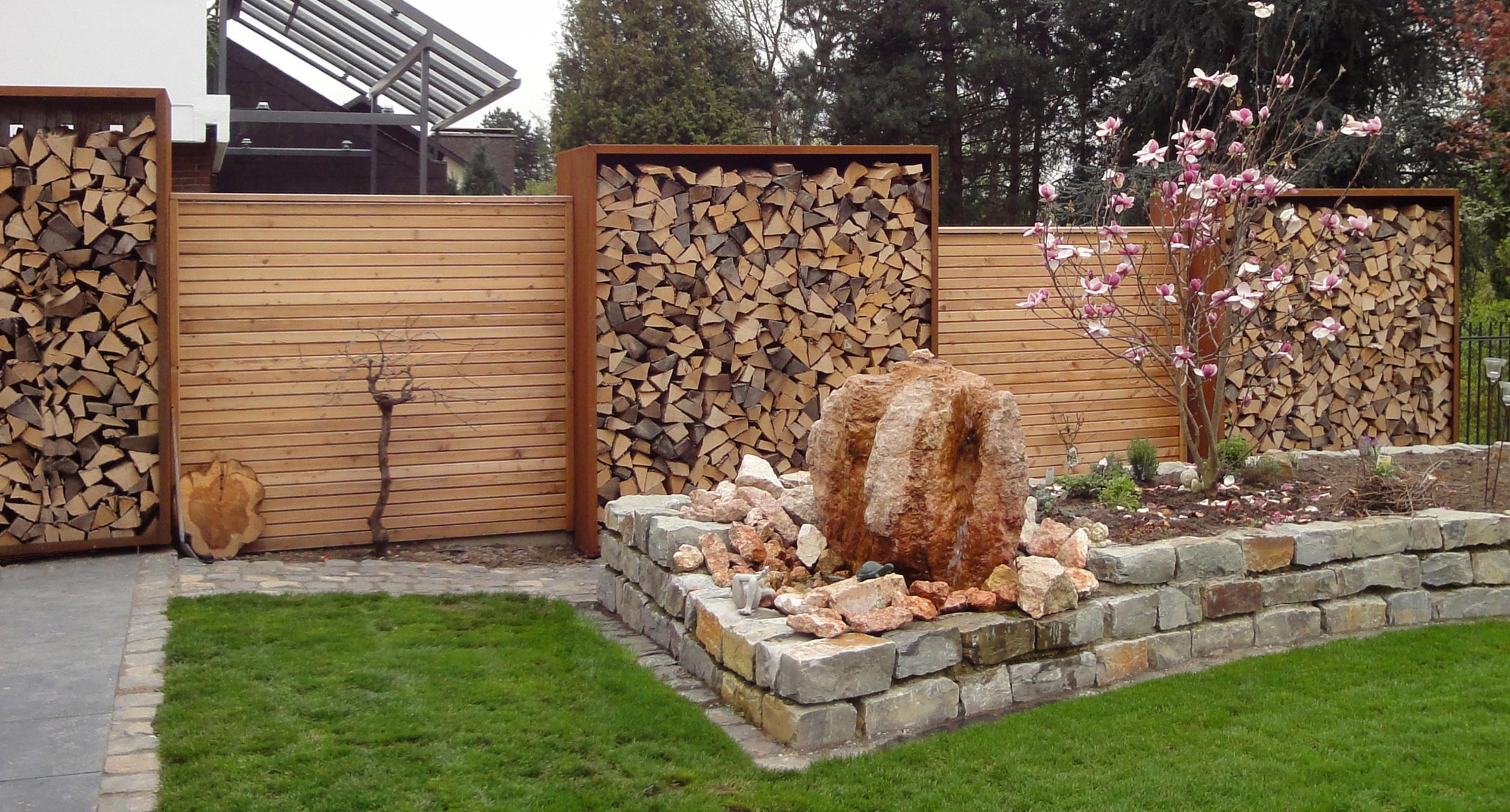Frisch Gartenideen Modern Ideen