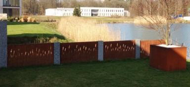 Garten Sichtschutzwande
